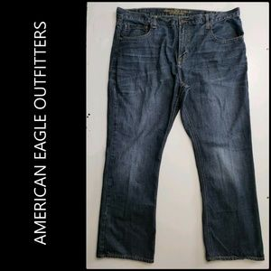 American Eagle Outfitters Denim Blue Bootcut Jeans